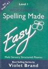 Image for Spelling Made Easy : Level 1 Photocopiable Worksheets