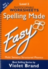 Image for Spelling Made Easy : Level 2 Photocopiable Worksheets