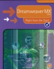 Image for Dreamweaver MX 2004 right from the start