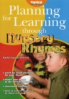 Image for Planning for learning through nursery rhymes