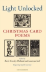 Image for Light unlocked  : Christmas card poems