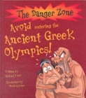 Image for Avoid entering the ancient Greek Olympics!