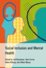 Image for Social inclusion and mental health