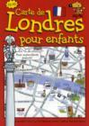 Image for Guy Fox Maps for Children : London Map for Children in French/Carte de Londres po