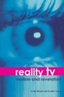 Image for Reality TV  : realism and revelation