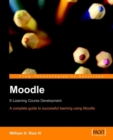 Image for Moodle  : e-learning course development