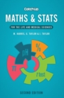 Image for Maths & stats  : for the life and medical sciences