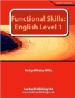 Image for Functional skills: English level 1