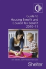 Image for Guide to housing benefit and council tax benefit 2010-11