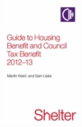 Image for Guide to housing benefit and council tax benefit, 2012-13
