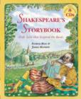 Image for Shakespeare's storybook  : folk tales that inspired the Bard