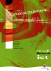 Image for OCR level 2 Nationals ICT.Unit 1,: ICT skills for business