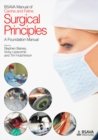 Image for BSAVA manual of canine and feline surgical principles  : a foundation manual