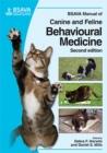 Image for BSAVA Manual of Canine and Feline Behavioural Medicine