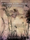 Image for English fairy tales and legends
