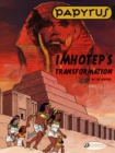 Image for Imhotep's transformation