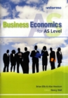 Image for Business Economics for AS Level