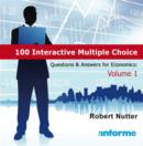 Image for 100 Interactive Multiple Choice Questions & Answers : v. 1