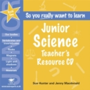 Image for Junior Science : Bk. 1 : Teacher's Resource
