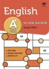 Image for English  : A* study guide for GCSE and IGCSE