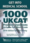 Image for Get into Medical School - 1000 UKCAT Practice Questions. Include Full Mock Exam