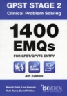 Image for GPST Stage 2 - Clinical Problem Solving - 1400 EMQs for GPST / GPTVS Entry
