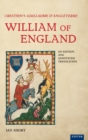 Image for Crestien's Guillaume d'Angleterre  : an edition and annotated translation