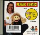 Image for Let's Sign Songs for Children Audio CD : Popular Songs to Sign-a-long to