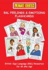Image for Let's Sign BSL Feelings & Emotions Flashcards