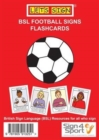 Image for Let's Sign BSL Football Signs Flashcards : British Sign Language