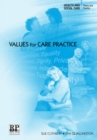 Image for Values for care practice