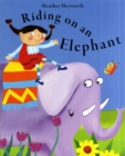 Image for Riding on an elephant