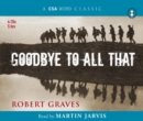 Image for Goodbye to all that