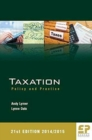 Image for Taxation  : policy and practice