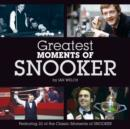 Image for Greatest moments of snooker