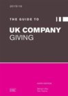Image for The guide to UK company giving 2015/16