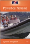 Image for RYA Powerboat Scheme Syllabus and Logbook