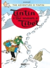 Image for Tintin in the snaws o Tibet