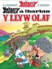 Image for Asterix a tharian y llyw Olaf
