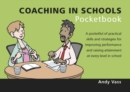 Image for Coaching in schools pocketbook