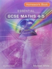 Image for Essential GCSE Maths 4-5 Homework Book : 4-5
