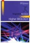 Image for Advanced Higher biology