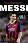 Image for Messi  : more than a superstar