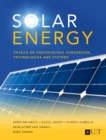 Image for Solar energy  : fundamentals, technology and systems