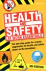 Image for Health and safety at work essentials