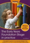 Image for The early years foundation stage in practice