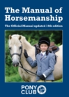 Image for The manual of horsemanship