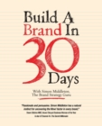 Image for Build a brand in 30 days - with Simon Middleton, the Brand Strategy Guru