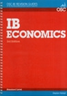 Image for IB Economics Standard Level