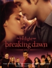Image for The twilight saga Breaking dawn part 1  : the official movie companion